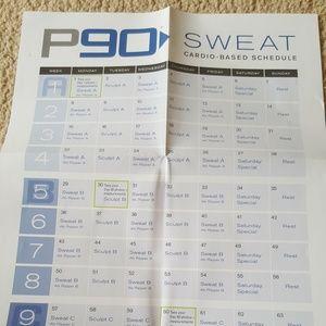 NEW P90® Base Kit NWT